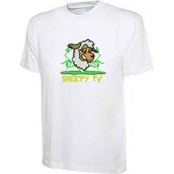 Sheepy TV Sublimated Tee