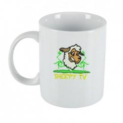 Sheepy TV Mug