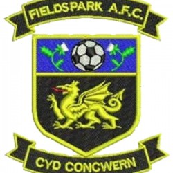 Fields Park Embroidered Badge