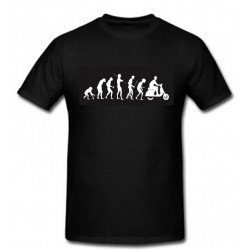 """""""Ages of Scooter"""" Man Tee"""