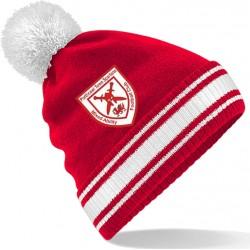 Porthcawl Town PomPom Hat