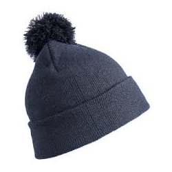 Freefallers Navy Bobble Hat