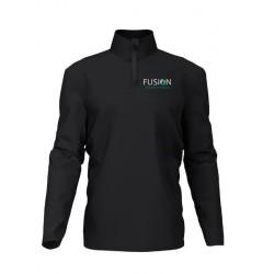 Fusion Qtr Zip Jacket