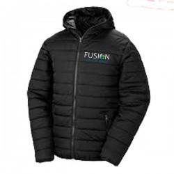 Fusion Puffer Coat
